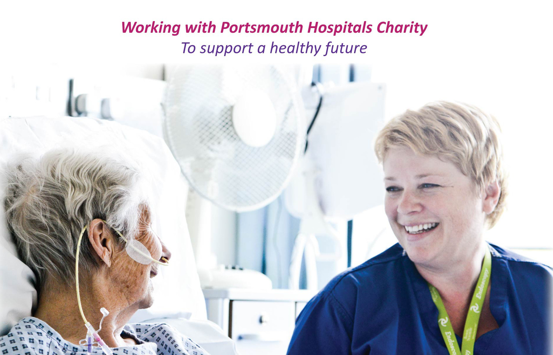About Portsmouth Hospitals Charity
